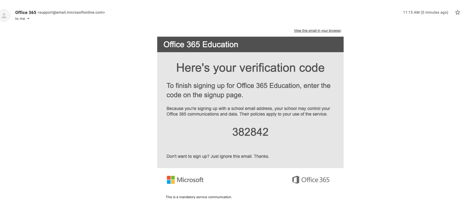 Install Microsoft Office 365 Students Faculty Staff Powered By Kayako Fusion Help Desk Software
