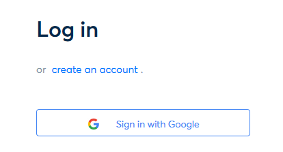 Sign In with Google linked to Augsburg Gmail account