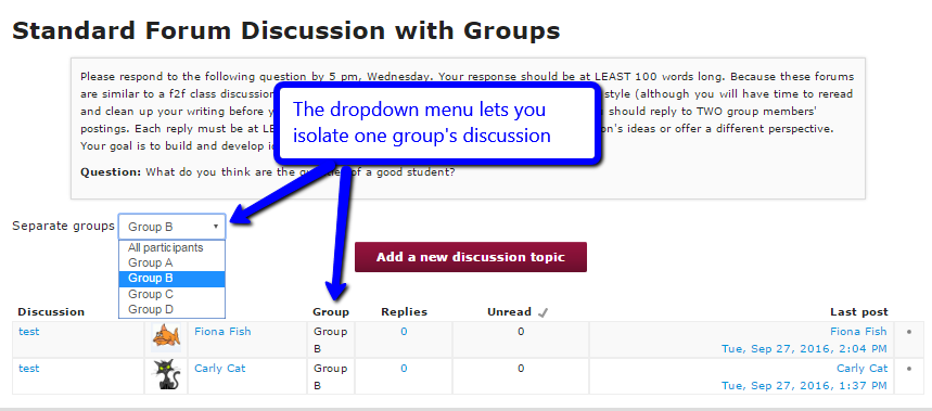 View forum discussions