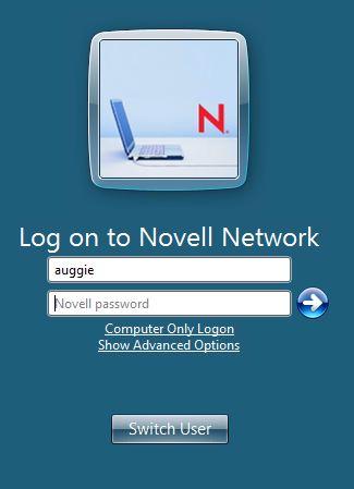 Novell Login
