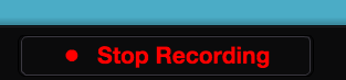 """Click """"Stop Recording"""" when done recording."""