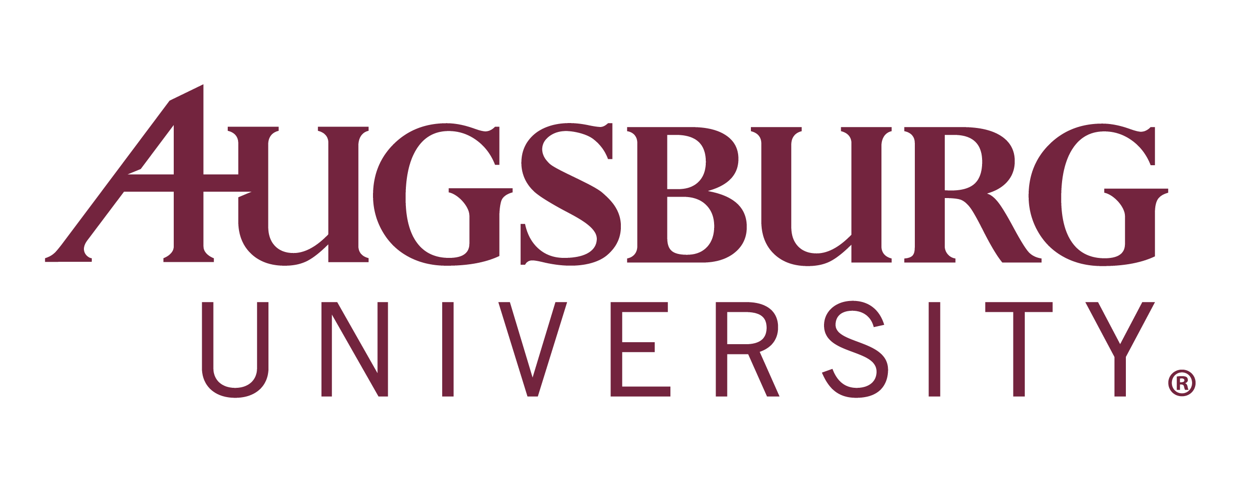 Link to Augsburg University's main page